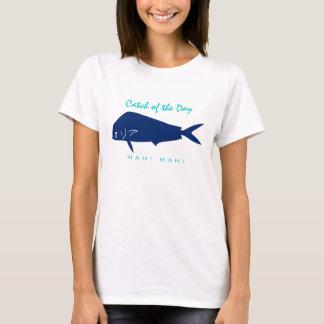 Captura del día - camiseta de Mahi Mahi (delfín)