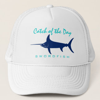 Captura del día - gorra de la pesca de los peces