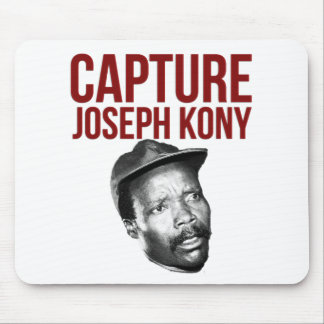 Captura Kony - camisetas, casos, gorras y botones Alfombrilla De Ratón