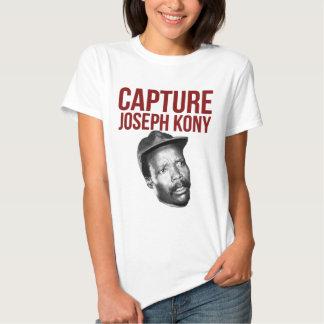 Captura Kony - camisetas, casos, gorras y botones Camisas