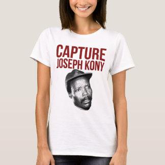 Captura Kony - camisetas, casos, gorras y botones Camiseta