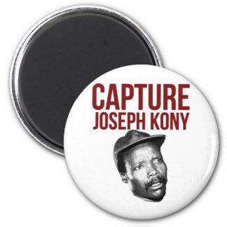 Captura Kony - camisetas, casos, gorras y botones Imán Redondo 5 Cm
