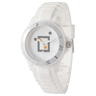 CAPTURA - reloj deportivo del silicio