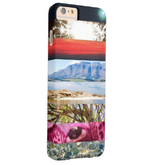 Capturas coloridas de las creaciones de la funda barely there iPhone 6 plus