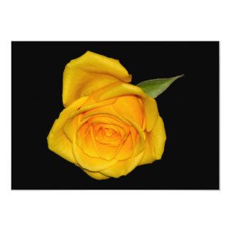 Capullo de rosa amarillo anuncios personalizados