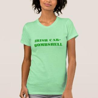 CAR-BOMBSHELL IRLANDÉS CAMISETA