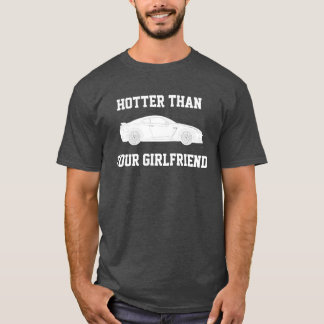 Car Lover Camiseta