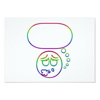 Cara #10 (con la burbuja del discurso) comunicados personales
