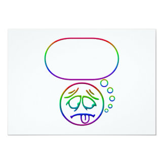 Cara #8 (con la burbuja del discurso) comunicados personalizados