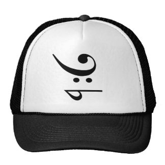 Cara baja gorra