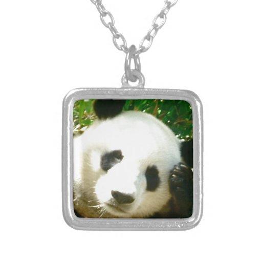 Cara de la panda joyerias personalizadas