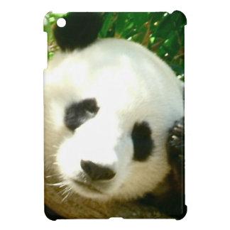 Cara de la panda iPad mini cárcasa
