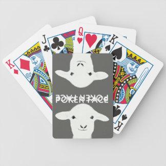 Cara de póker - naipes