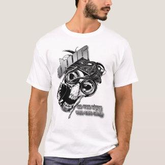Cara del juego del artillero D de DWG Camiseta