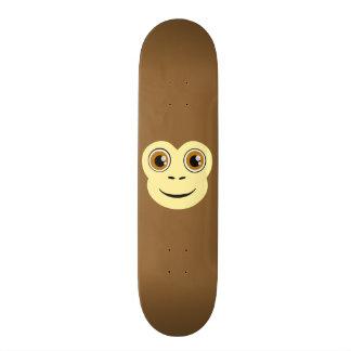 Cara del mono monopatines personalizados