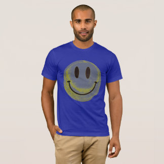 Cara del smiley de MkFMJ Camiseta