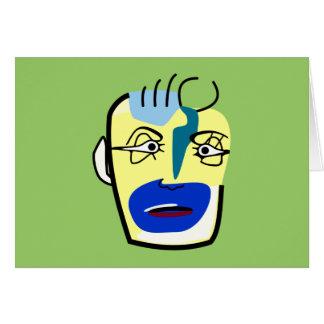 Cara face tarjeta