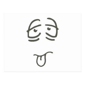 Cara face postales