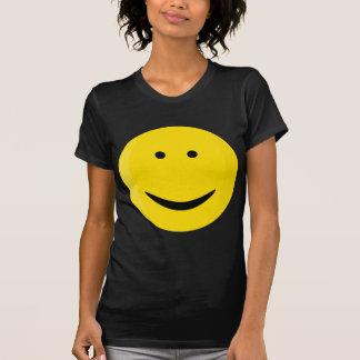 cara feliz feliz camisas
