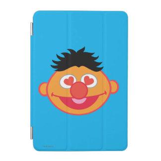 Cara sonriente de Ernie con los ojos en forma de Cubierta De iPad Mini