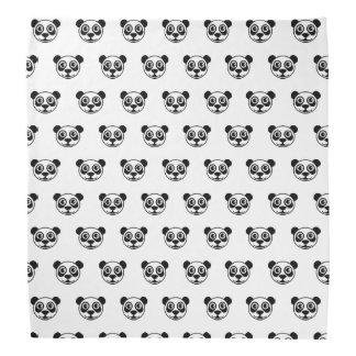 Cara TP de la panda Bandanas