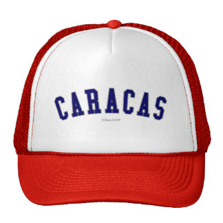 Caracas Gorras De Camionero