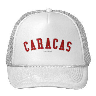 Caracas Gorra