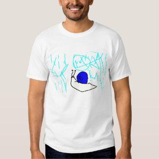 caracol 2 camisetas