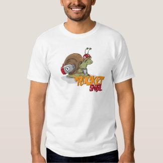 Caracol de Rocket Camisas