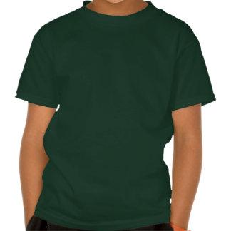 Caracol del dibujo animado - camiseta de los niños