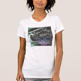 Caracol disuelto camisetas