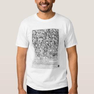 Caracteres y caricaturas camisetas