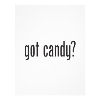 caramelo conseguido folleto 21,6 x 28 cm