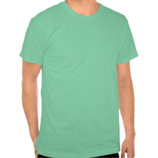 Caramelo de algodón camisetas