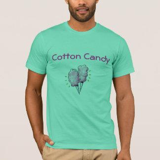 Caramelo de algodón camiseta