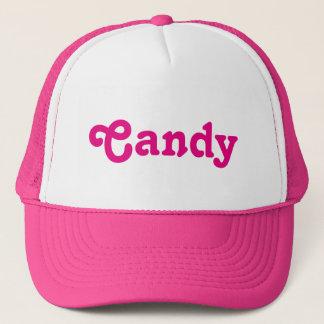 Caramelo del gorra