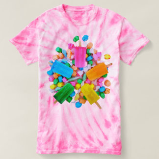 Caramelo TyeDye Camiseta