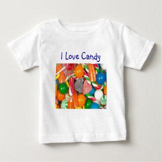 Caramelos mezclados - camiseta infantil