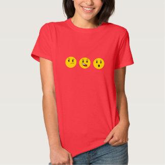 caras amarillas camisas