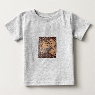 Caras Camiseta Para Bebé