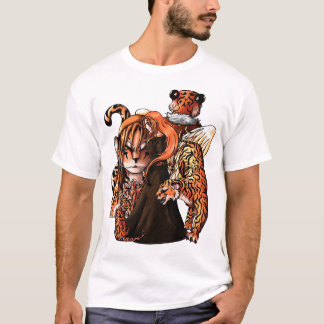 Caras de la bestia camiseta