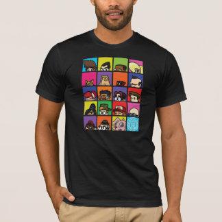Caras de la camiseta de Valbrook