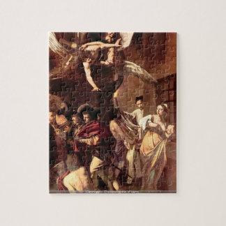 Caravaggio - los siete trabajos del rompecabezas d