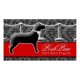carbón de leña de la alfombra roja el | del tarjetas de visita