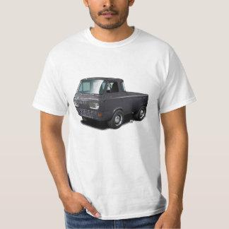 Carbón de leña Van negro Up T-Shirt Camiseta