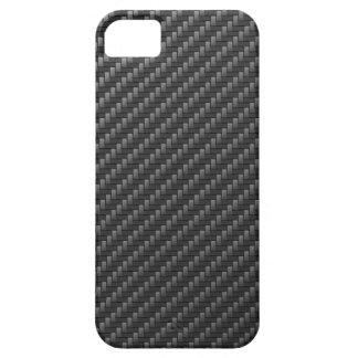 Carbon Fiber iPhone 5 Case-Mate Protectores