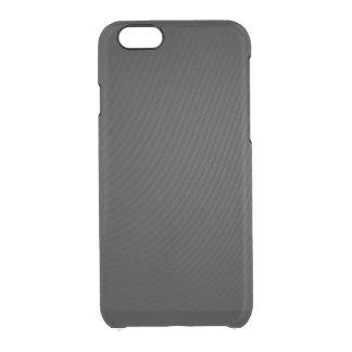 Carbono Funda Transparente Para iPhone 6/6s