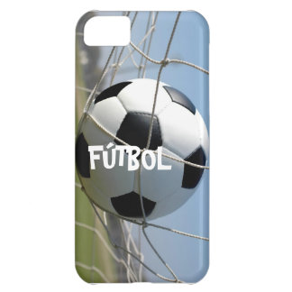 carcasa de fútbol funda para iPhone 5C