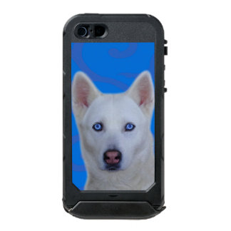 Carcasa De Iphone 5 Incipio Atlas Id ATLAS blanco ID™ del iPhone SE/5/5s del husky