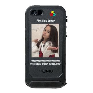 Carcasa De Iphone 5 Incipio Atlas Id Comodín del tamaño de la pinta: Dogo inglés